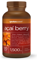 Açai Berry 1500mg 120 Softgels