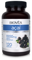 Açai Berry 1000mg 120 Capsules